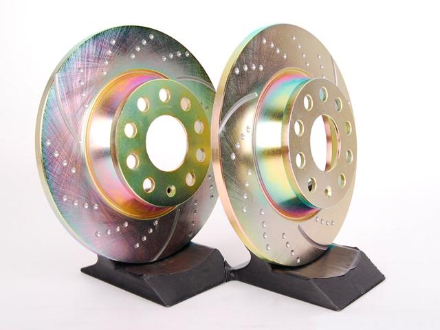 EBC BRAKES диски TurboGroove